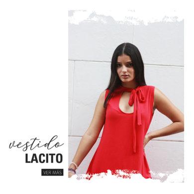 Vestido Lacito