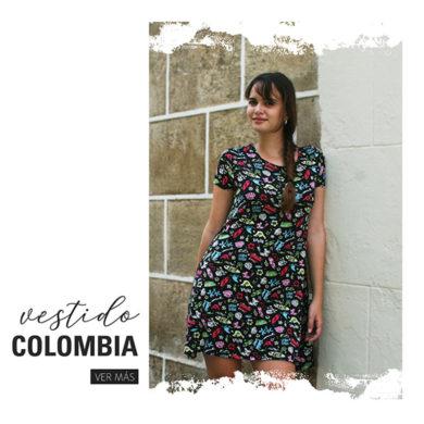 Vestido Colombia